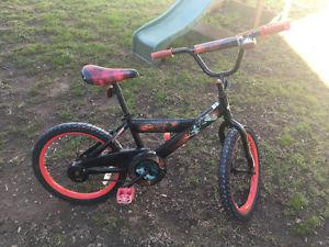 Star Wars 18 inch boys bike