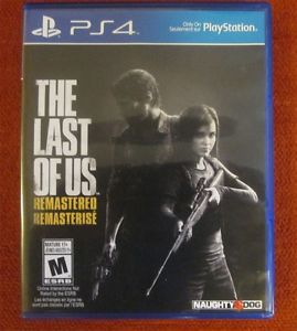 The Last of Us: Remastered for PS4