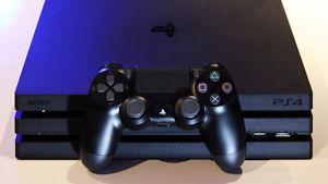 Trade Ps4 Pro with box and Games For Nintendo Switch