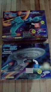 Vintage Star Trek spaceship