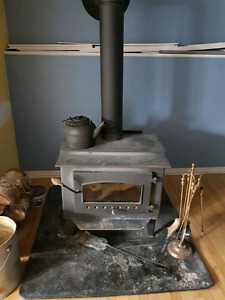 Wanted: Certified wood stove