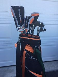 Wanted: PowerBilt men's golf clubs