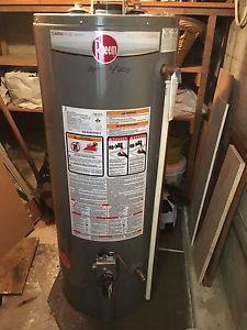 Water heater for sale - Weyburn