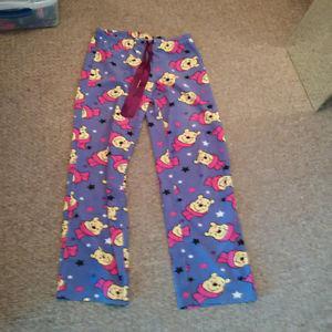 Winnie The Pooh Pajama Bottoms