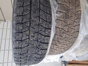 dodge caravan winter tires  r%