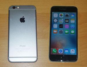 iPhone 6 Black 64GB Unlocked, mint condition