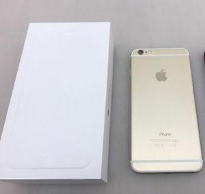 iPhone 6 Plus Rogers White/Gold with Box *Great Shape*