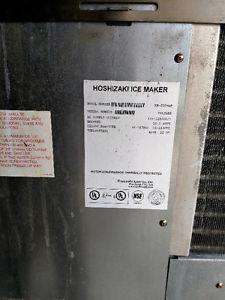 300 lbs Hoshizaki Ice Machine for sale