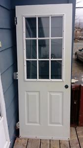 32inch exterior door for sale