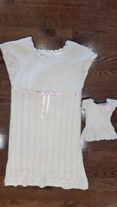 "American Girls Dress and 18"" doll dress"