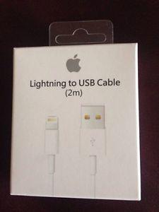 Apple lightning 6feet cable