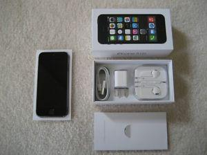 Brand New Sealed IPHONE 5S Space Grey