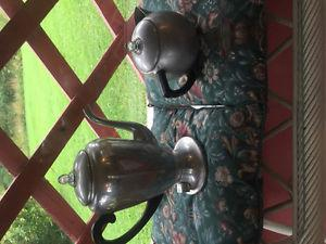 Coffee and tea ☕️ pot set