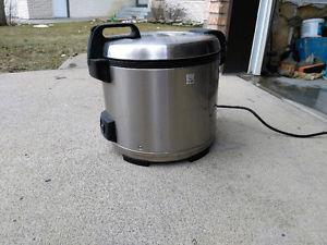 Commercial rice cooker for sale