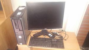 DELL COMPUTER DESKTOP COMPUTER