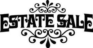 Estate Auction Sale Antiques, Collectibles No Reserve Sale
