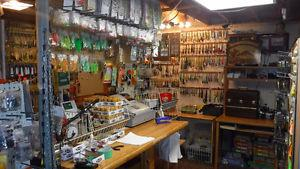 FISHING TACKLE FOR SALE=EVERYTHING YOU NEED TO CATCH FISH