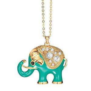Honourable Elephant Pendant Necklace