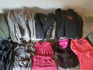 Lot of woman's clothes