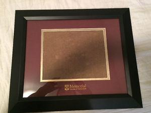 MUN degree frames