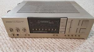 Pioneer SX-6 Stereo Receiver + PL-S70 Turntable - Works