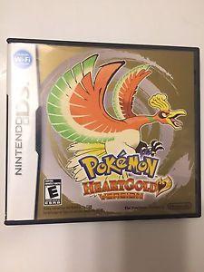 Pokemon HeartGold - DS
