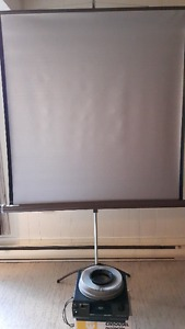 Roll up Projection Screen
