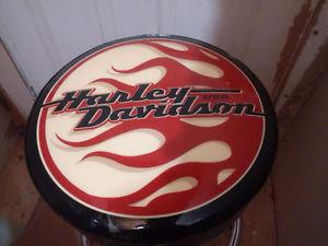 Specialty item Harley Davidson Bar Stools - set of 4