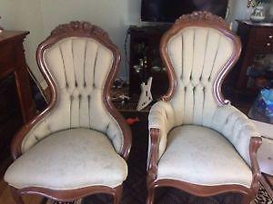 Victorian Vintage Chair