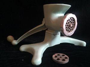 Vintage Harper meat grinder