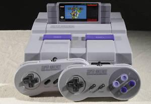 Wanted: Looking to buy a Super Nintendo system