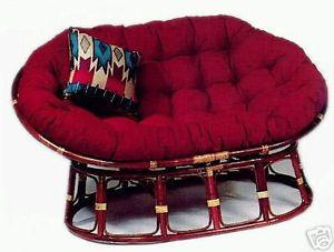 Wanted: looking for a double papasan cushion