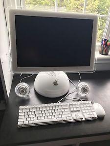 """20"""" iMac G4"""