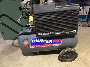 5 HP 20 Gallon Air Compressor