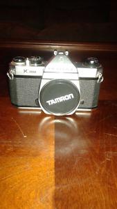 Asahi Tamron K  Pentax Camera