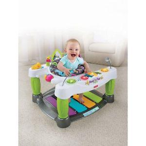 BabySuperstar Step N Play Piano Exersaucer. $50 if gone