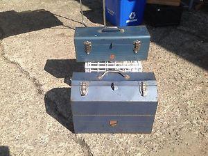 Beach tool boxs