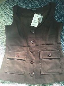 Bebe Vest size 6