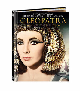 Cleopatra: 50th Anniversary Edition Blu-ray Digi-Book