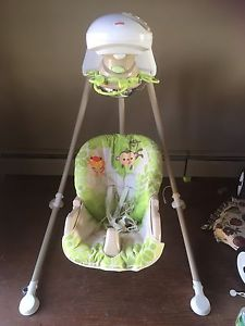 Fisher price swing