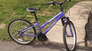 Girls Norco Bike