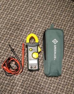 Greenlee CM600 clamp meter