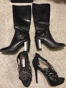 High heels size 7.5 NEW!!!