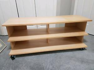 Ikea stereo/tv stand