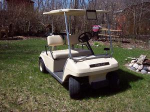 Inger-Sol Club Car Electric Golf Cart