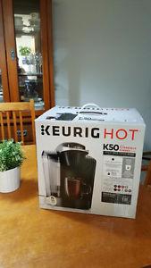 Keuriq 50 Coffee Maker BRAND NEW IN BOX!