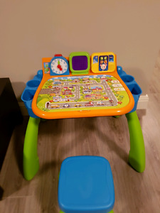 Like new v Tec activity table.