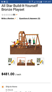 Looking for swingset
