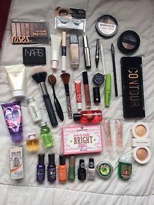 Makeup/Hair/Skin/Nails