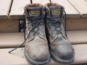 Men's Timberline Steel Toe Work Boots